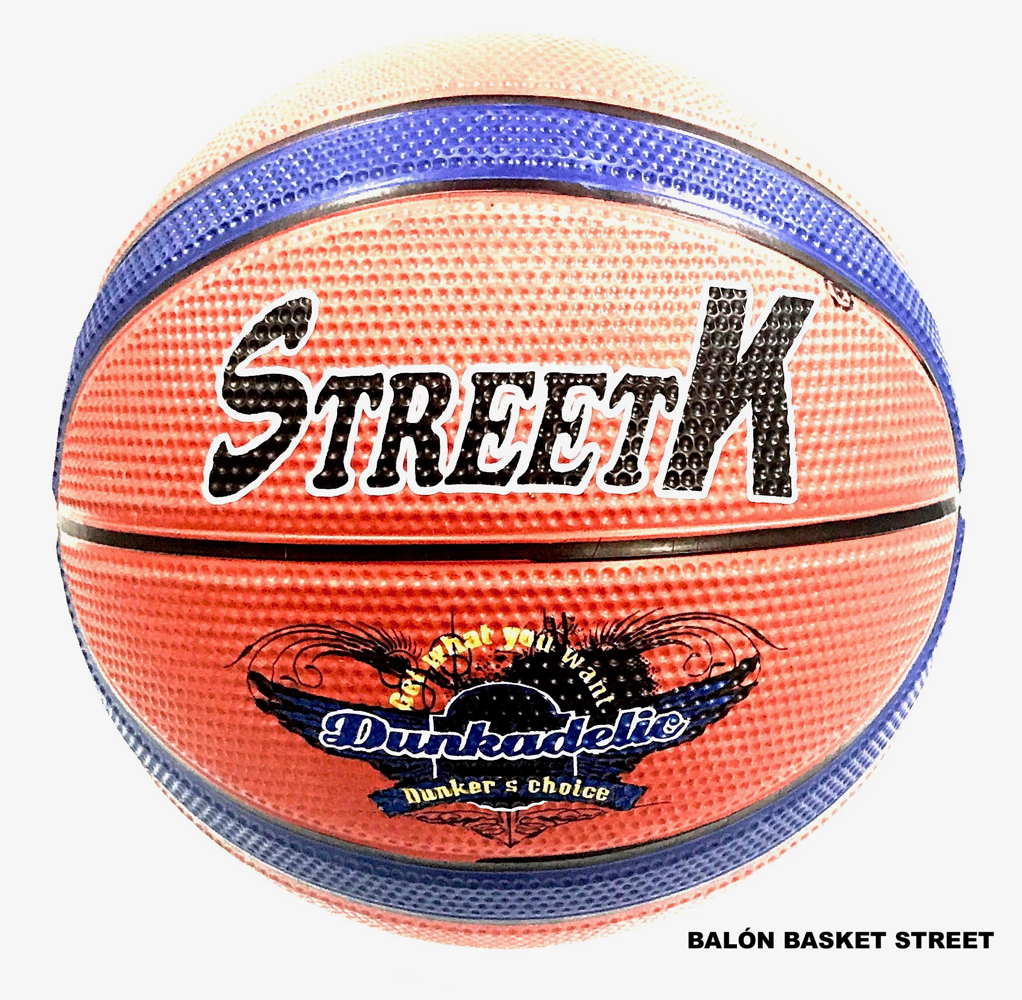 BALON BASKET STREET