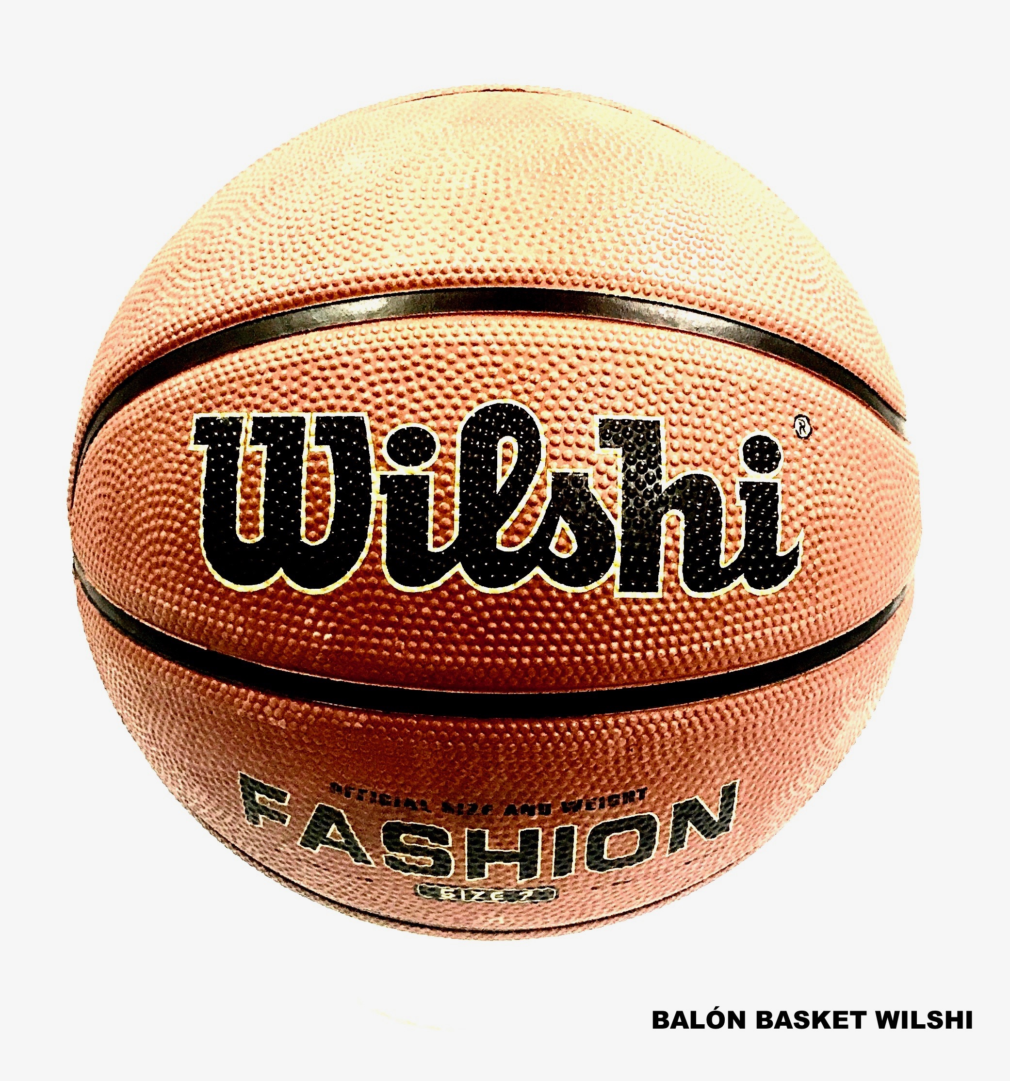 BALON BASKET WILSHI